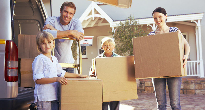 7 Tips For Moving House With Kids