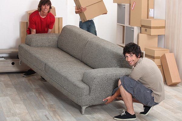 Heavy furniture removalists
