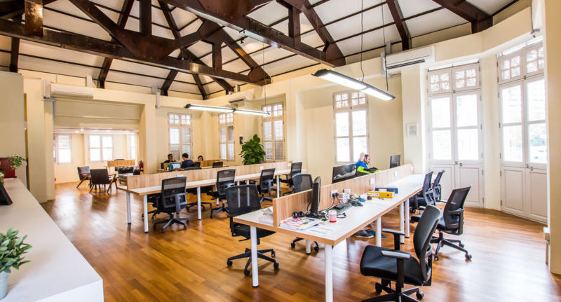 Should You Move Your Office to a Co-Working Space?